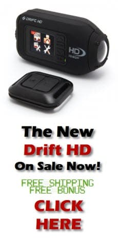 Buy Drift HD camera Australia