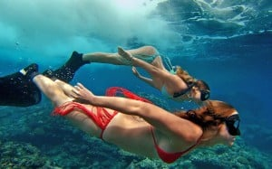 Gopro 3 snorkeling